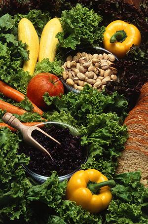 Pola Hidup Vegetarian