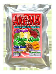 Aneka Keripik Buah Mix Fruit