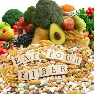 manfaat serat makanan