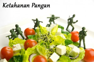 faktor utama ketahanan pangan