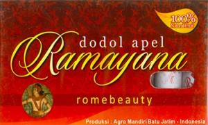 Dodol Buah Apel Rome Beauty