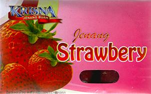 Krisna Jenang Strawberry