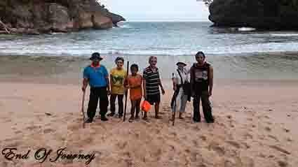 Pantai Mbehi