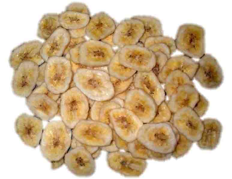membuat keripik pisang